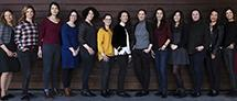 נבחרת החוקרות - יום האישה 2018
